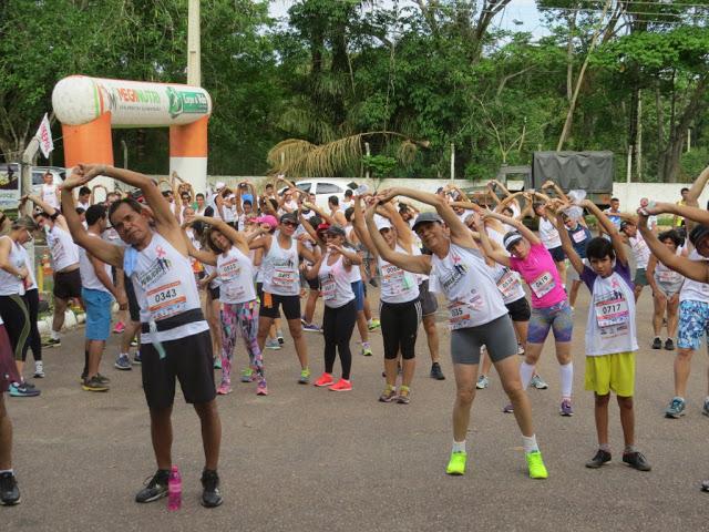 1º Corrida e Caminhada dos Servidores Públicos do Estado de Rondônia