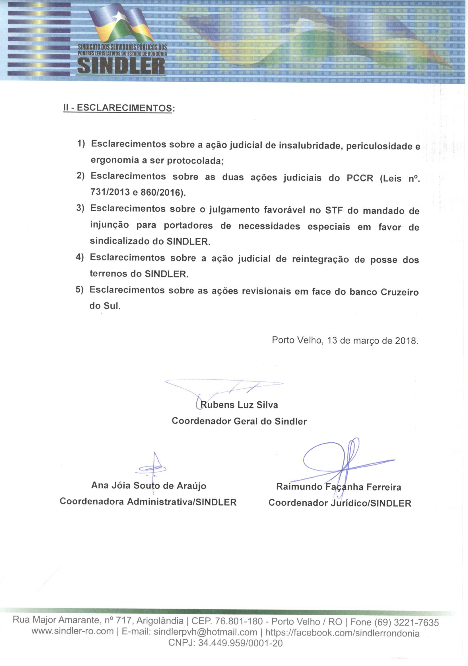 EDITAL CONVOCACAO AGE 23 MARCO2018 P2
