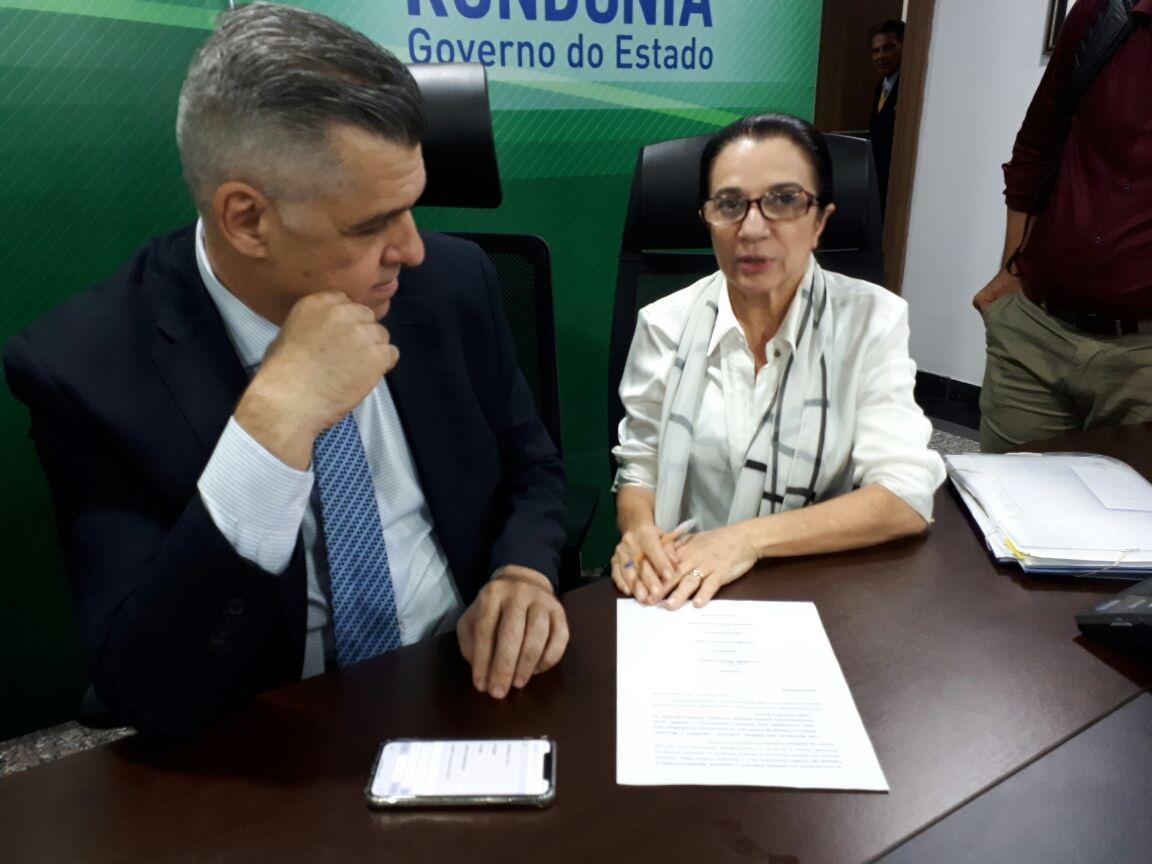 APOIO – Deputado Marinha Raupp faz parte do grupo de parlamentares que apoia servidores