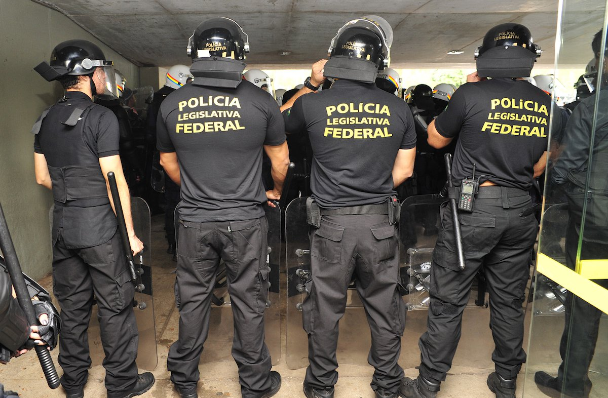 Homenagem ao dia do Policial Legislativo