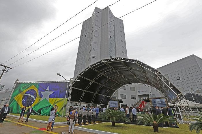 Veja o vídeo completo da inauguração da nova sede da ALERO
